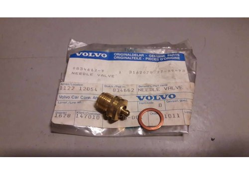 Needle valve nozzle B14.3E Carburetor 834662 NEW Volvo 340