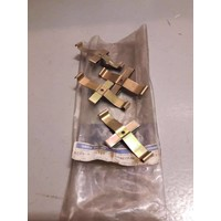 Clip spring clamp front wheel brake pads 686228-8 NEW Volvo 240