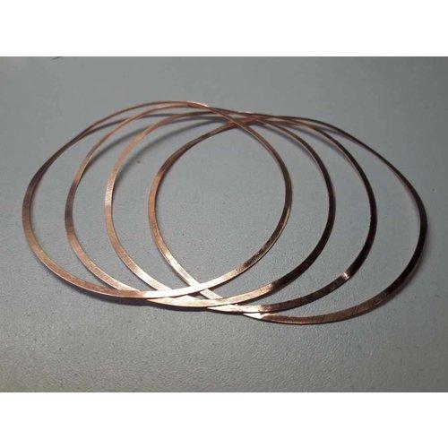 Ring cilinder voetpakkingset koper 3267265 B14 motor NIEUW Volvo 340