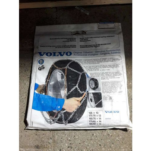 Snow chain set 3472033 NEW Volvo 300, 400 series