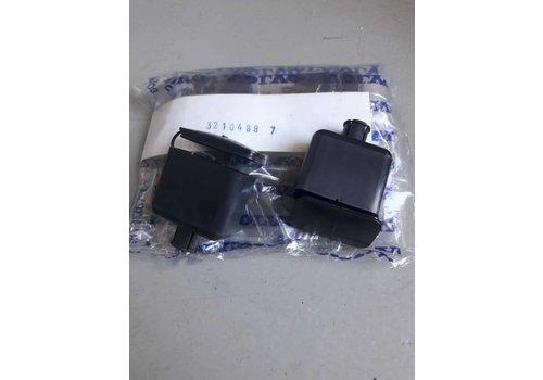 Vent plug / plastic transmission tray MT M45R / M47R 3210488 NEW Volvo 340, 360