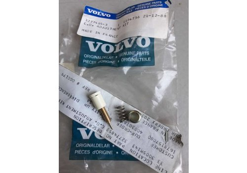 Set screw CO adjusting kit B14.3e engine 3277485 NEW Volvo 343, 345, 340