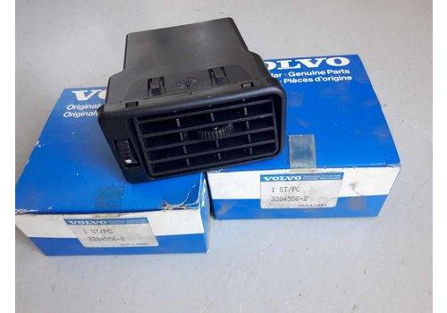 Ventilation housing LH dashboard 3284556 NEW Volvo 340, 360