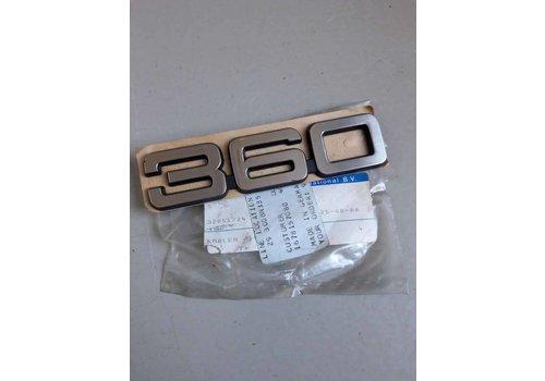 '360' logo to CH.120999 3205172 NEW Volvo 360
