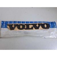 Emblem rear 'Volvo' 3202245 Black NEW Volvo 340, 360