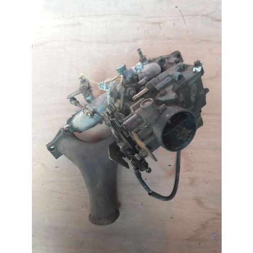 Manifold with solex carburetor 660044 uses DAF / Volvo 66