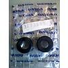 Volvo 340/360 Center rubber grommet thule windscreen washer hose under bonnet 3273653 NEW Volvo 340, 360