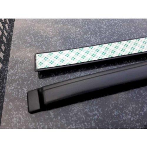 Trim frame 3-drs black 3203188/3203189 NEW to CH.120999 Volvo 343, 340