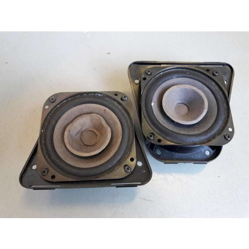 Speaker front door loose without cover 3204491 used Volvo 340, 360