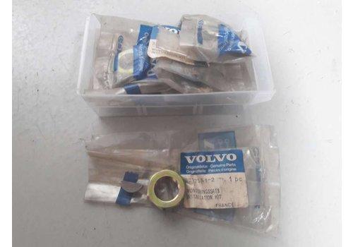 Moer met spie dynamo reparatieset B14 motor 3277551 NIEUW Volvo 343, 345, 340