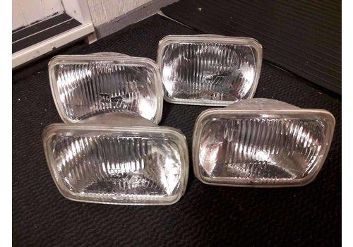 Headlight spotlight H4 3411074 uses Volvo 480