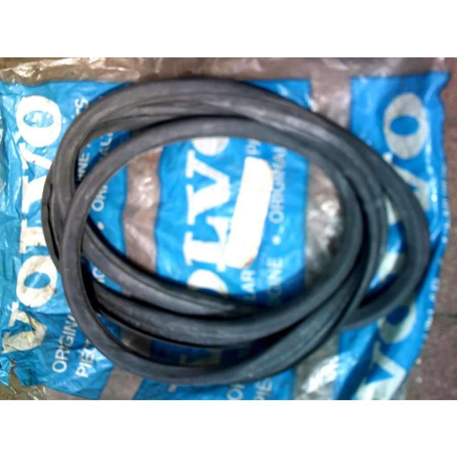 Afdicht rubber achterruit raam 3207807 tot CH.120999 NIEUW Volvo 340, 360
