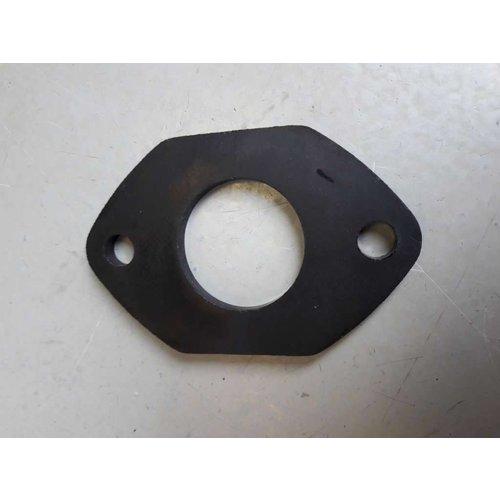 Isoleerflens voor enkele Solex carburateur 3104646-9 NIEUW Volvo 66