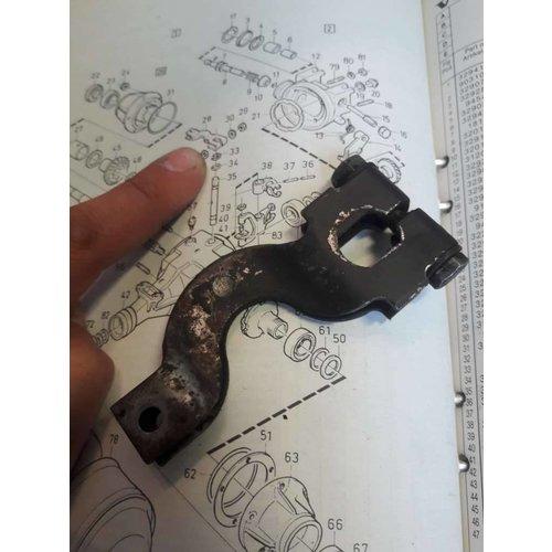 Shift lever on CVT transmission 3290575-4 uses Volvo 343, 345, 340