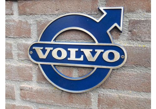 Volvo Logo board for the facade NEW Volvo