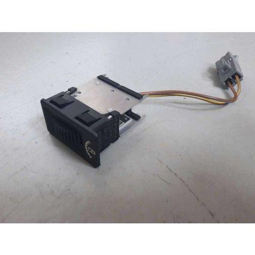 Schakelaar lamphoogte verstelling 3464407-0 NIEUW Volvo 440, 460, 480