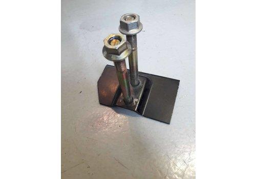 Montagesteun motorsteun versnellingsbak transmissie rubber 3436071-9 gebruikt Volvo 400 serie