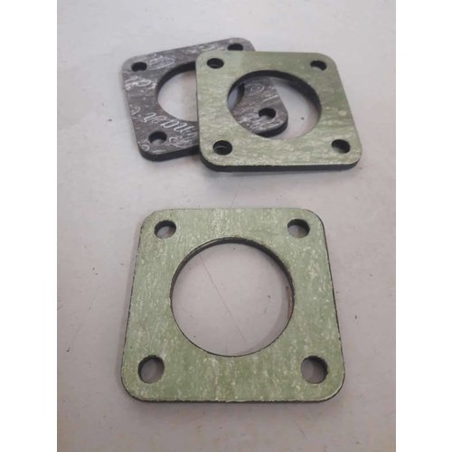 Insulating flange incl. Gaskets for SU and Stromberg carburetor 419888 NEW Volvo Amazon, Combi, 544, P210, 445, 140, 145, 240, 260