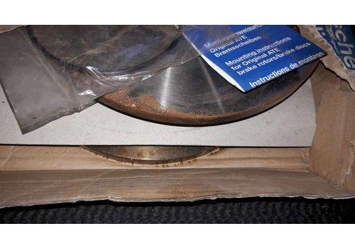 Remschijf voorzijde 3459661 NIEUW Volvo 440, 460