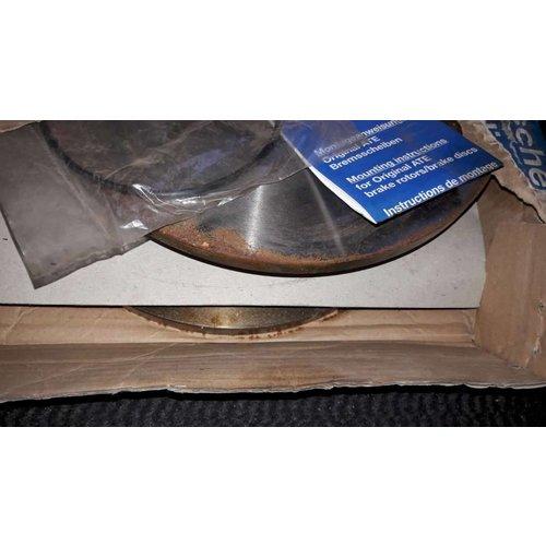 Brake disc front 3459661 NEW Volvo 440, 460