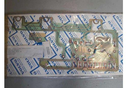 Printplaat tellerklok 3277517 NIEUW '79-'82 Volvo 340
