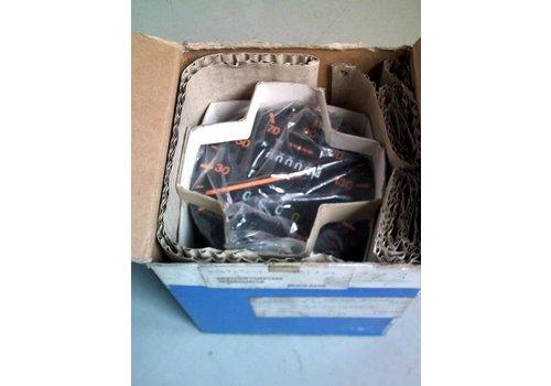 Speedometer counter clock orange letters 3267472 NEW 1976-1977 Volvo 343