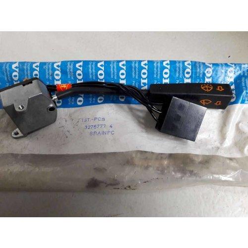 Windscreen wipers switch (orange symbol) 3276777 NEW '78 Volvo 343