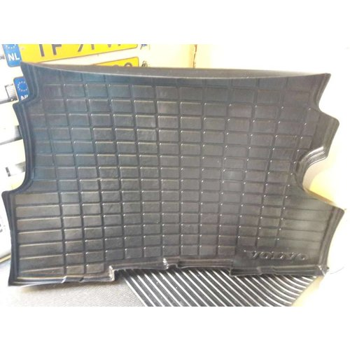 Rubber mat trunk used Volvo 440, 460