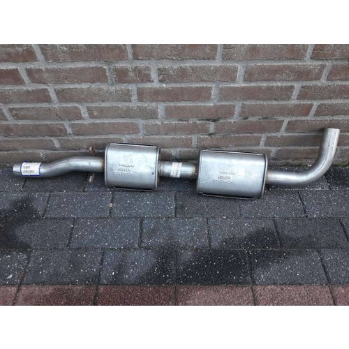 Middle silencer exhaust 3485819 NEW Volvo 460