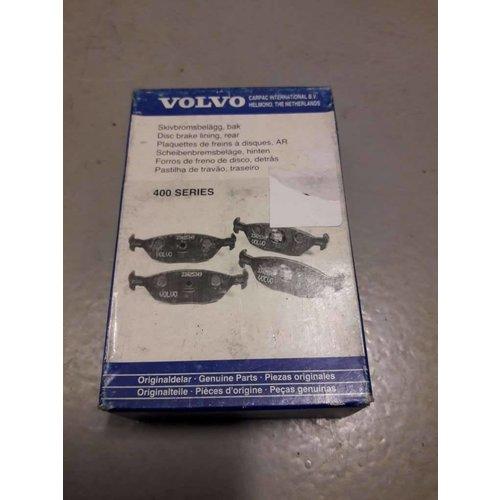 Rear brake pad rear 3342534 NEW Volvo 440, 460, 480