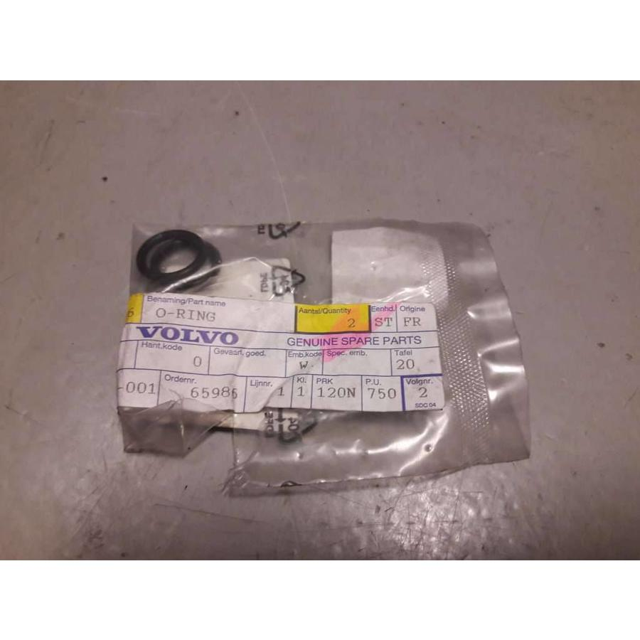 Sealing oil return line / turbocharger 30855996 NEW Volvo 400, S40, V40