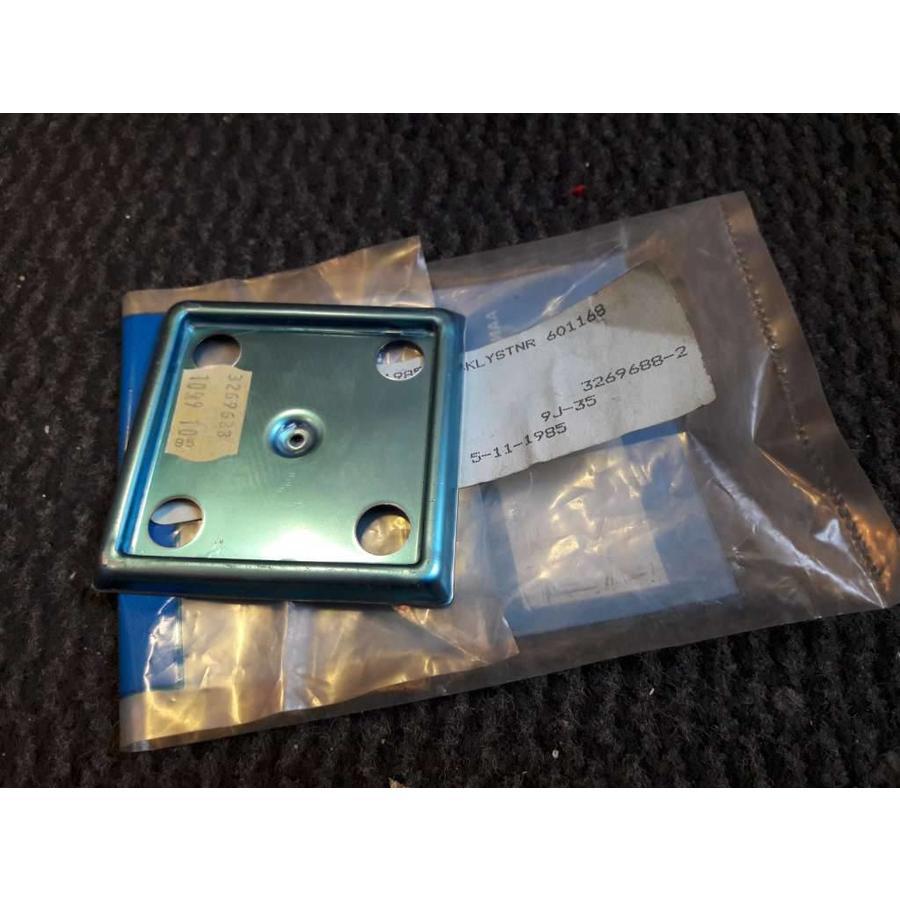 Embleemhouder grille 3269688 NIEUW Volvo 343, 345, 340, 360