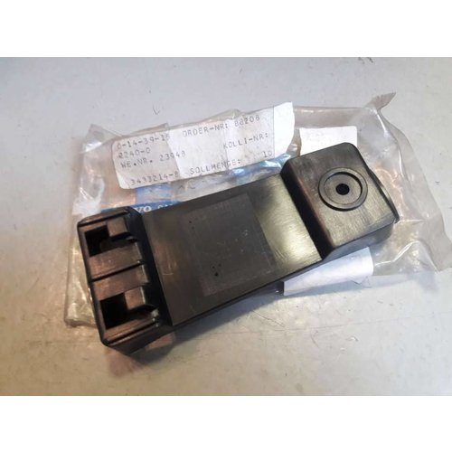 Bumper support mounting 3433214-8 NEW Volvo 400 series