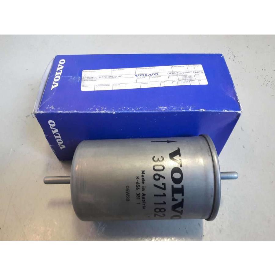 Brandstoffilter Benzine 30671182 NIEUW Volvo 850, S70, V70 P26, S90, V90