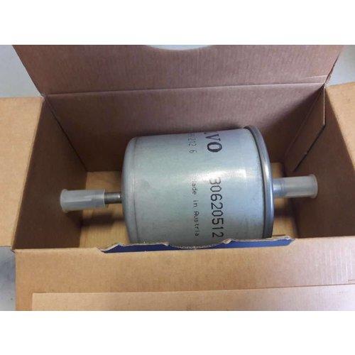 Brandstoffilter Benzine 30620512 NIEUW Volvo C70, S40, V40, S60, S80, V70 P26, XC70, XC90