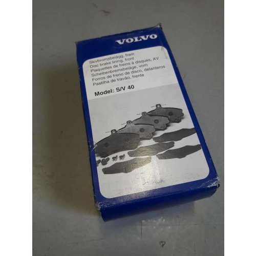 Remblokset voorzijde 3345670 NIEUW Volvo S40, V40