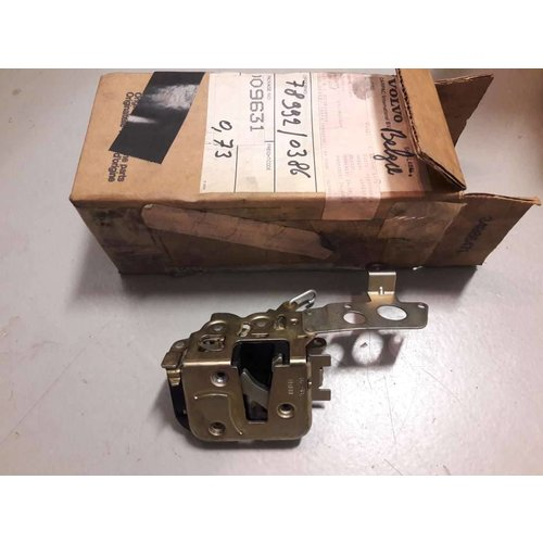 Bonnet lock 3464584-6 NEW Volvo 400 series