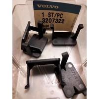 Afdekplaatje paneel electr. raambediening 3207322 NIEUW Volvo 340, 360