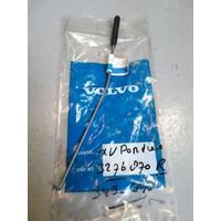 Drukknop RH portierslot 3276870 NIEUW '80-'82 Volvo 345