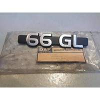 Lettering logo GL 3269801-1 NEW Volvo 66