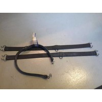 Clamp spare wheel long 3290809 NEW Volvo 343, 345