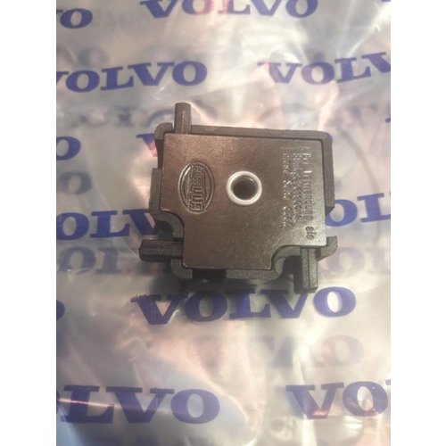 Plug connector headlight connection H4 3343850 Universal NEW Volvo 440, 460, 480