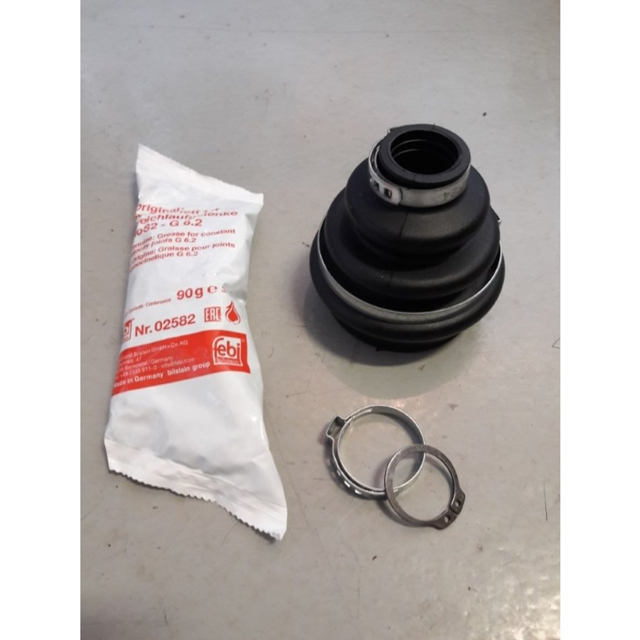 Ash cover incl. Grease, clamps and locking 3284415 NEW DAF 46, 66, Volvo 66, 340, 360