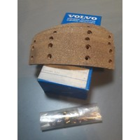 Brake lining (loose lining with rivets) 3277166 NEW Volvo 340