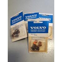 Carbon brush set dynamo 3105351-5 NEW Volvo 66