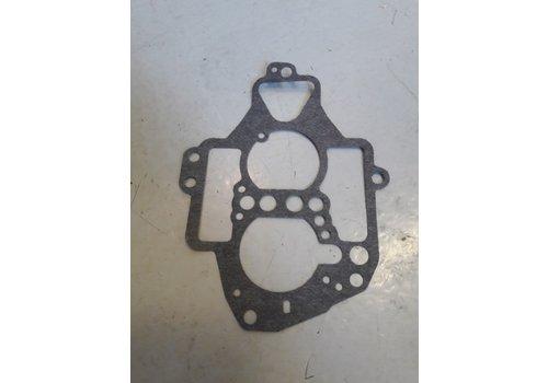 Gasket between top cover carburetor B172 / B18U engine 3343830-0 NEW Volvo 340, 440
