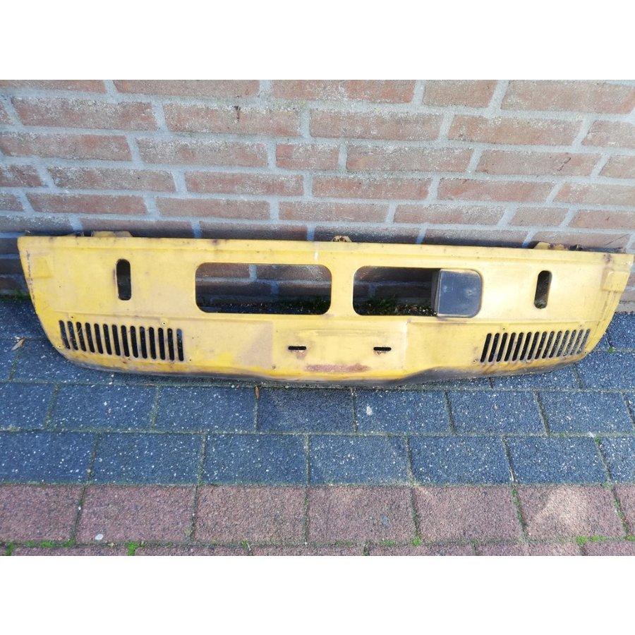 Frontplaat voorzijde keienvanger 3100875-8 gebruikt DAF 66, Volvo 66