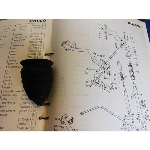 Shock absorber at front suspension 3100928-5 NOS DAF 66, Volvo 66