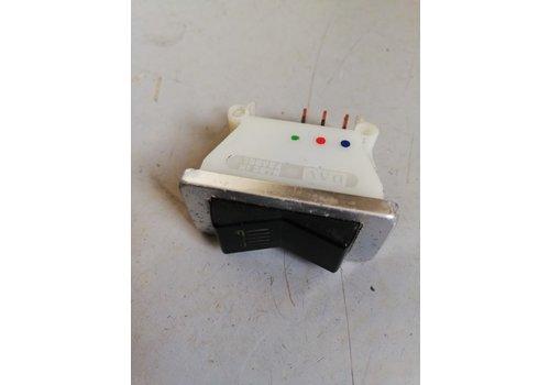 Light switch 3273674-6 NEW DAF / Volvo 66 - Copy