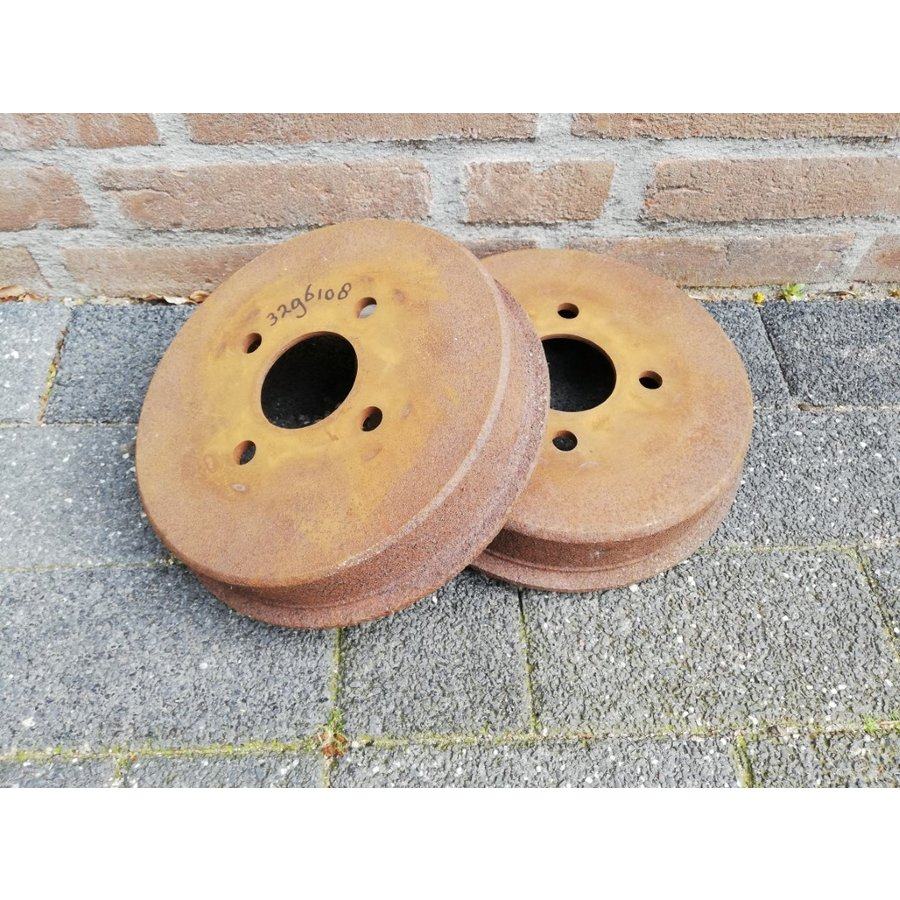 Brake drum turned out 3296108 NOS Volvo 66